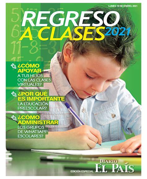 Edición Especial – Regreso a clases 2021 – EL PAIS