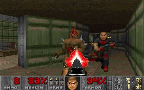 Play Doom 1 In Your Browser For Free Unigamesity