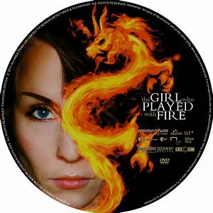 The Girl Who Played With Fire - Custom DVD Labels - The ...