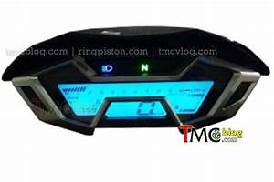Speedometer All New Honda Cb150r Full Digital  Redline