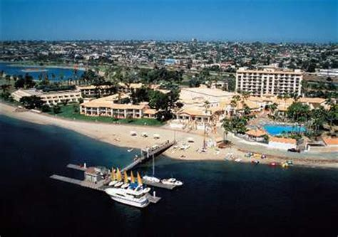 Catamaran Hotel Bahia Belle by Catamaran Resort Hotel San Diego Ca California Beaches
