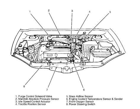 hyundai santa fe engine diagram automotive parts diagram images