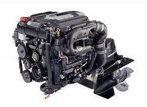 B  Mercruiser 4 5l Petrol Engine 250hp Bravo