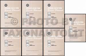2008 Chevrolet Silverado And Gmc Sierra Repair Shop Manual
