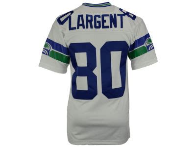 seattle seahawks steve largent mitchell ness nfl replica
