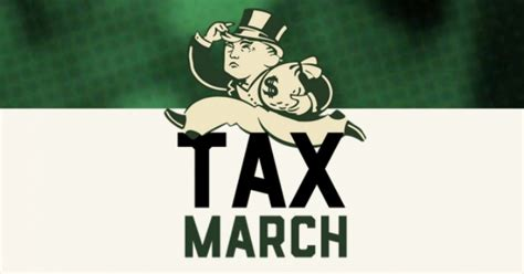 plans  nationwide anti trump tax day protests gain
