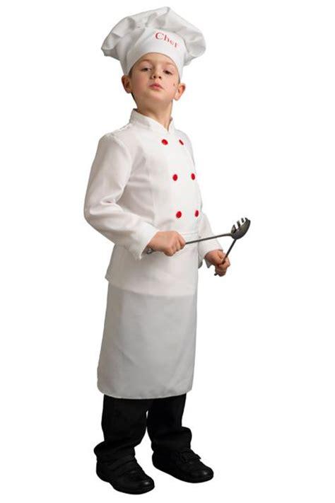 deguisement cuisine une tenue de chef cuisinier pour enfant cuistot le deguisement com