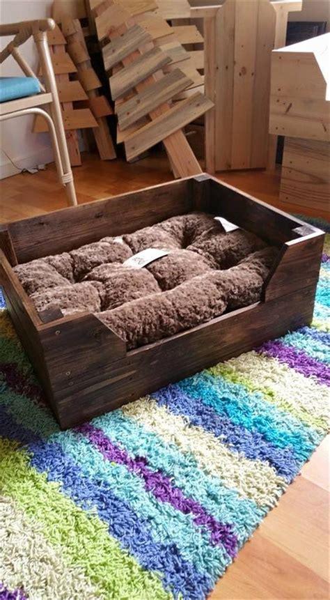 pallet dog bed plans korrectkritterscom