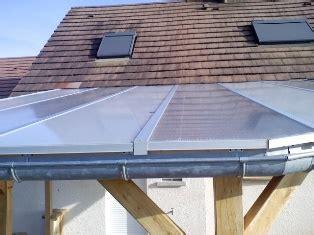 plaques transparentes pour veranda polycarbonate alv 233 olaire sunclear