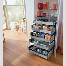 Creative Storage Solutions For Small Kitchens  Interior