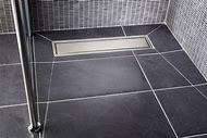 Linear Shower Drain Tile