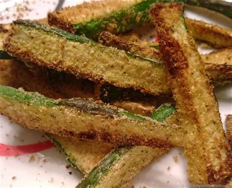 fryer air recipes airfryer zucchini fried philips fries oven frying cooking robyns chips recipe healthy fish potato frier carb squash