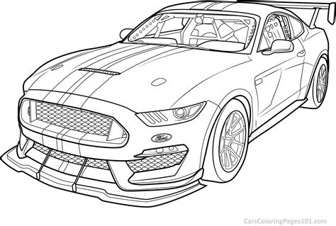 mustang coloring pages mustang front coloring pages