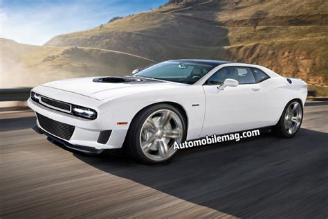 2019 Dodge Challenger Srt Specs And Review At New Car Review