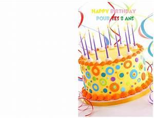 Carte Anniversaire Pour Enfant : enveloppe a imprimer gratuit pour anniversaire ~ Melissatoandfro.com Idées de Décoration