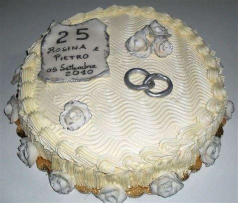 Torte Per L'anniversario Di Matrimonio (foto)