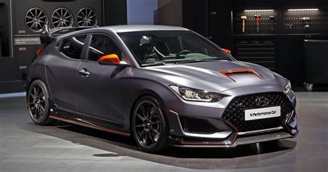 Hyundai Performance Car Concept Is A Veloster N Loaded ...