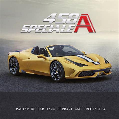 4pcs extension body mount post for 1:10rc cars drift touring vq. Rastar 71900 1/24 Ferrari 458 Speciale A Drift RC Car I0N2 791298807333   eBay