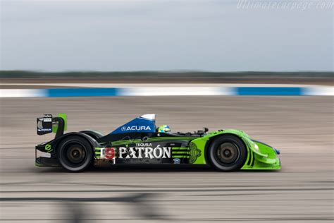Acura Hours by Acura Arx 02a Chassis Arx 02 2 2009 Sebring 12 Hours