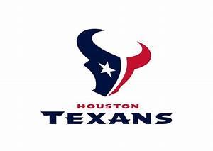 Houston Texans Logo - Transfer Decal Wall Decal Shop