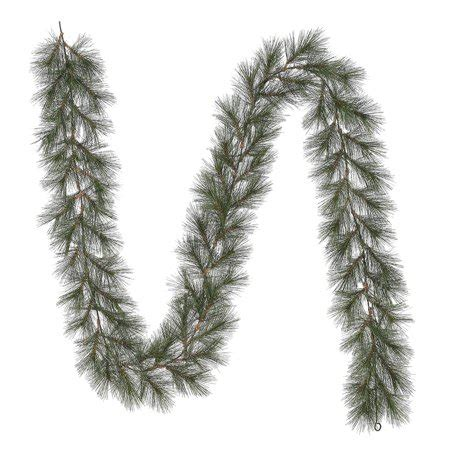 artificial christmas trees rochester ny time unlit 9 rochester pine artificial garland walmart