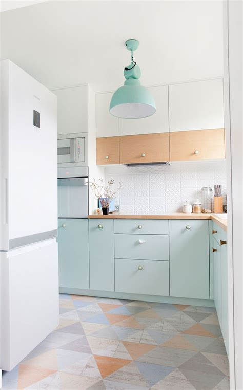 Kitchen Color Inspiration  12 Shades Of Blue Cabinets
