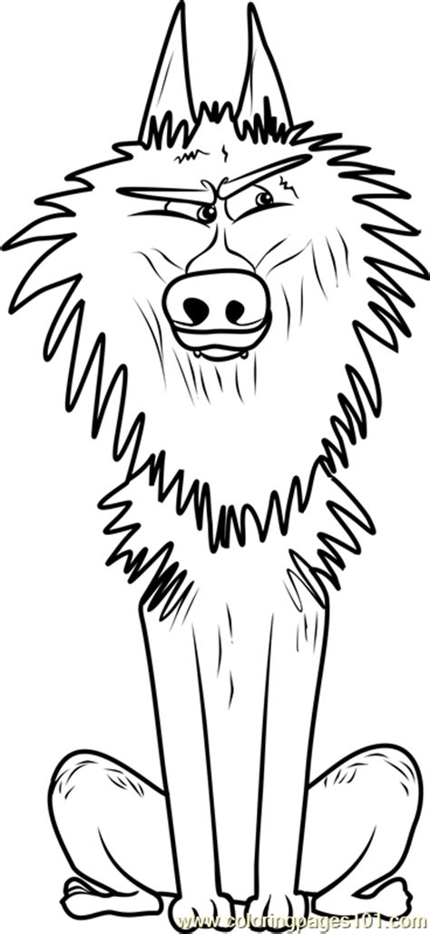alpha wolf coloring page  storks coloring pages coloringpagescom