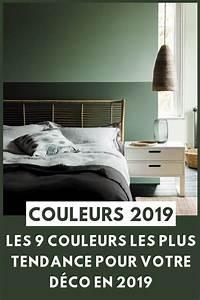 Deco Tendance 2019 : couleur tendance 2019 chambre a coucher ~ Melissatoandfro.com Idées de Décoration