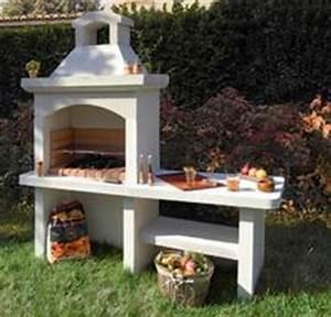 Barbecue En Pierre Mr Bricolage : barbecue fixe en dur ~ Dallasstarsshop.com Idées de Décoration