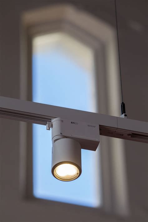 Erco Lighting by What Better Lighting For A Historic Building Than Erco