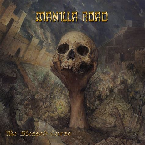 manilla road  blessed curse review angry metal guy