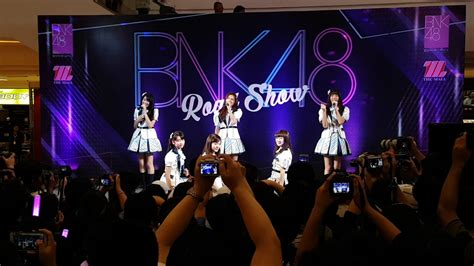 170729 Bnk48 Road Show @ The Mall Thapra 365วันกับ