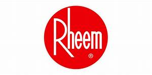 Rheem Water Heater Troubleshooting
