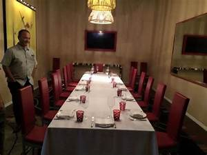 private dining room picture of giada las vegas With las vegas restaurants with private dining rooms