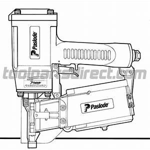 Paslode 4250 65c Coil Nailer Parts