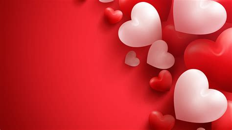 wallpaper valentines day love image heart  holidays