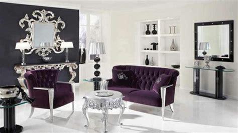 Deco Baroque Moderne Le Miroir Baroque Est Un Joli Accent D 233 Co Archzine Fr