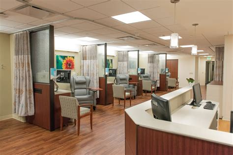 infusion center opens  lake forest hospital lake