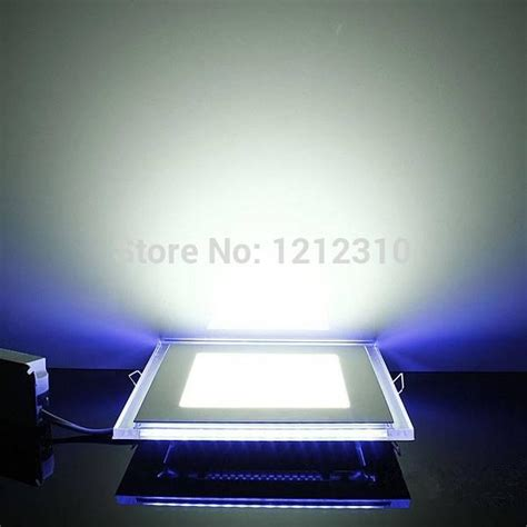 Led Lights For Cold Rooms by 20w Square Acrylic Led Ceiling Panel Light L Bulb