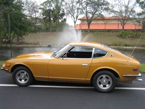 Datsun 240z For Sale In Florida by 1971 Datsun 240z For Sale In Greenacres Fl 8500