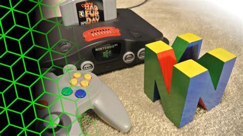 Cubic Nintendo 64 Logo N64 Youtube