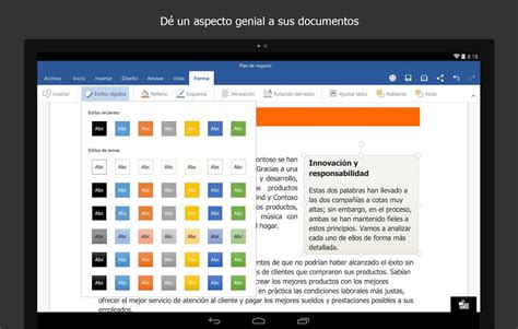ms word for android descargar microsoft word para android descargar play