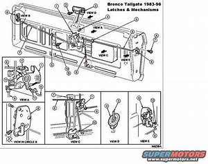 1992 Ford Bronco Diagrams Picture