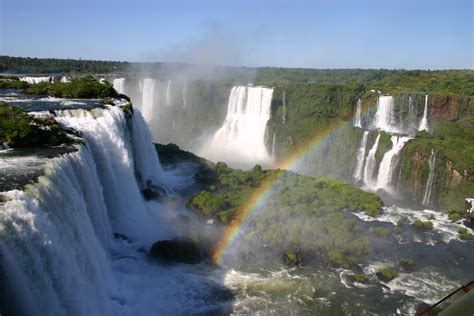 Iguazu Falls The Stunning Waterfall In Argentina Brazil