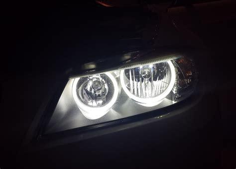 angel lights bulbs e90 halogen lux lci eye eyes upgrade led lighting