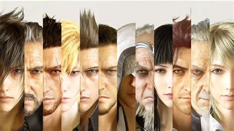Final Fantasy Xv Images Final Fantasy Xv Hd Wallpaper And
