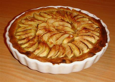 la cuisine alg 233 rienne tarte aux pommes
