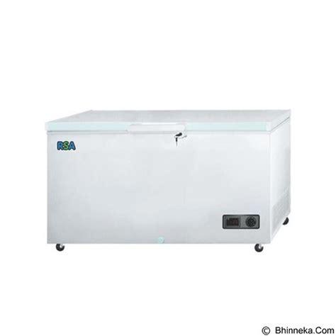 Harga Freezer Rsa jual rsa chest freezer cf 450 murah bhinneka