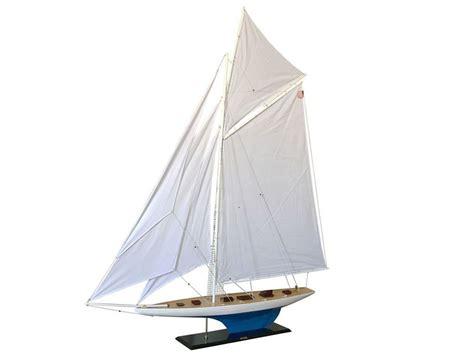 Buy Wooden Defender Model Sailboat Decoration 80 Inch