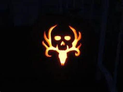 deer hunting pumpkin stencils cool pumpkin carving
